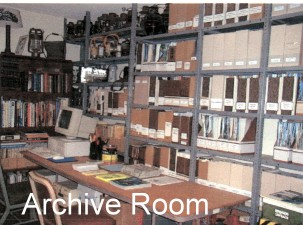 Archive  Room