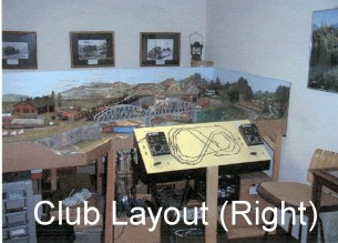 Main Static Club Layout