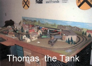 Thomas the Tank Exhibition Layout