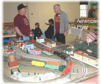 Railway Express 2002 - the American Flyer